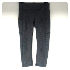 Lululemon Charcoal 3/4 Pant